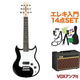VOX SDC-1 MINI BK ミニエレキギター初心者14点セット 【VOXアンプ付き】 【ボックス】