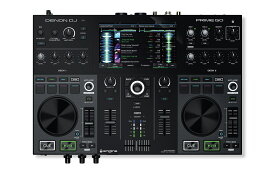 DENON DJ PRIME GO ポータブル DJコントローラー 【デノン】