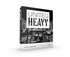 XLN Audio Addictive Drums2 ADpak United Heavy 【XLNオーディオ】[メール納品 代引き不可]