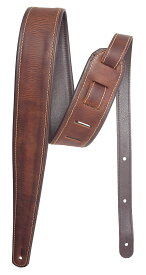 LM Products PM-11 Whiskey ギターストラップ 【エルエムプロダクツ Craftsman Leather】