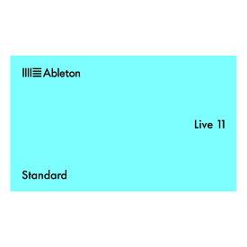 Ableton Live11 Standard 通常版 【エイブルトン】[メール納品 代引き不可]