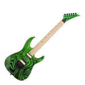 Jackson DK2M Dinky Limited Run Slime Green Swirl エレキギター Pro Series 【ジャクソン】