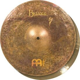 MEINL B14SAH ハイハットシンバル Byzance Vintage シリーズ Benny Greb's signature cymbal 14インチ 【マイネル】