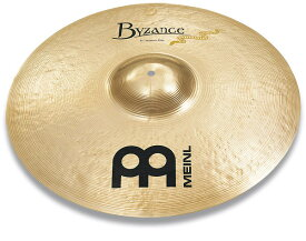 MEINL B21SR-B ライドシンバル Byzance Brilliant SERIES 21インチ Byzance Brilliant Derek Roddy's signature 【マイネル】