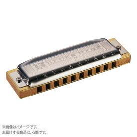 HOHNER Blues Harp MS 532/20/X G調 ダイアトニックハーモニカ 10穴 ブルースハープ 【ホーナー】