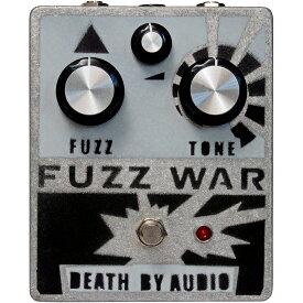 Death By Audio FUZZ WAR コンパクトエフェクター ファズ 【デスバイオーディオ】