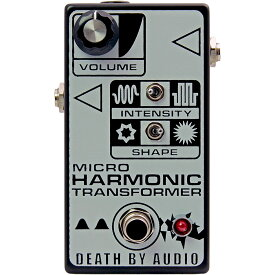 Death By Audio MICRO HARMONIC TRANSFORMER コンパクトエフェクター ファズ 【デスバイオーディオ】