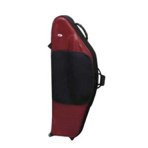 bags EFBE M-RED(メタリックレッド) ファイバーケース ユーフォニアム用 【バッグス】