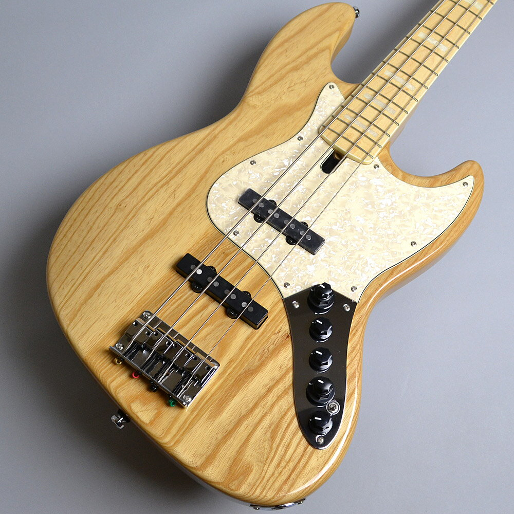 Sire Marcus Miller V7 4ST Swamp Ash / Natural ジャズベースタイプ 【サイアー】【アクティブ4弦】