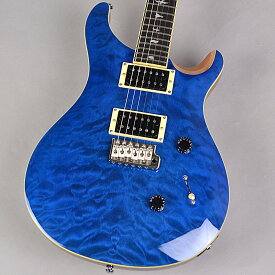 PRS SE CUSTOM 24 QM LTD BT エレキギター/島村楽器限定モデル 【ポールリードスミス(Paul Reed Smith) SEカスタム24】【未展示品・専任担当者による調整つき】