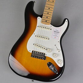 Fender Made In Japan Traditional 50s Stratocaster 2Color Sunburst エレキギター 【フェンダー ジャパン ストラトキャスター】【未展示品・専任担当者による調整済み】