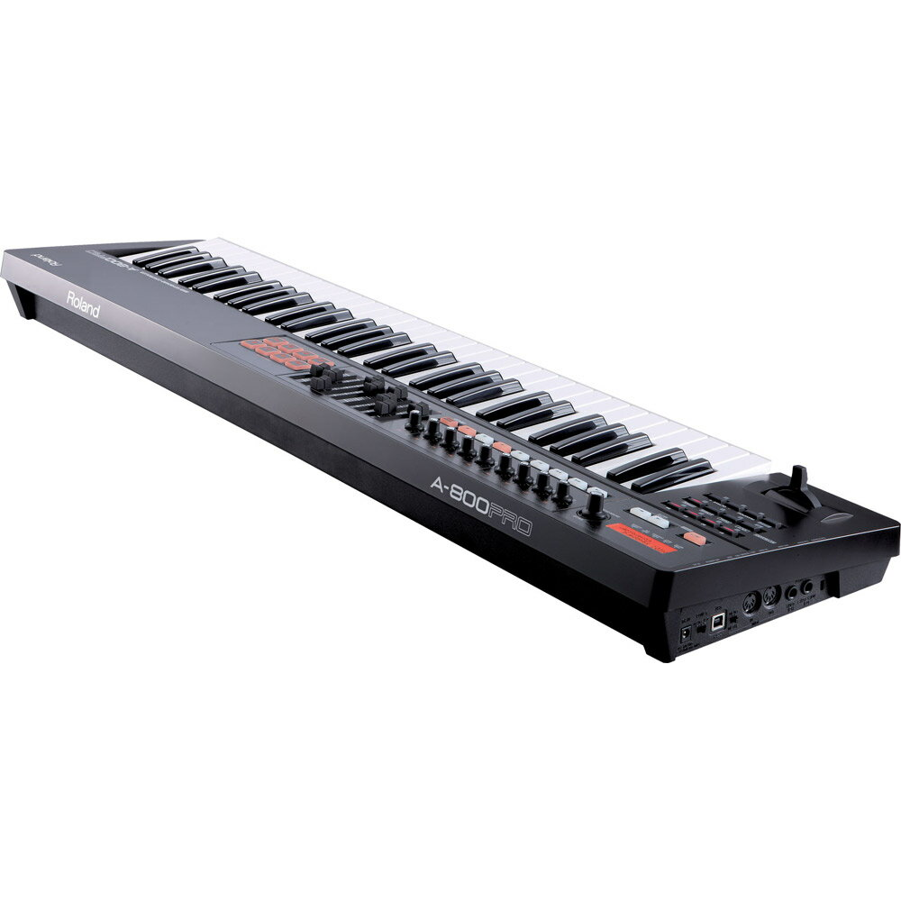 Roland A-800PRO MIDIキーボード コントローラー 61鍵盤 【ローランド A800PRO】【新宿PePe店】