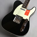 Fender Made in Japan Traditional 60s Telecaster Custom/BLACK エレキギター 【フェンダー】【新宿PePe店】