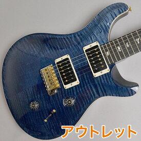 PRS Custom24 10TOP Flame Maple PR/Whale Blue #18258219 エレキギター 【ポールリードスミス(Paul Reed Smith)】【イオンモール幕張新都心店】【アウトレット】【現物画像】