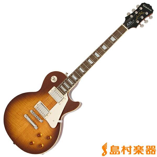 Epiphone Limited Edition Les Paul Standard Plustop PRO Desertburst レスポール スタンダード エレキギター 【エピフォン】