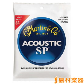 Martin MSP-4800 アコースティックベース用弦 【マーチン】
