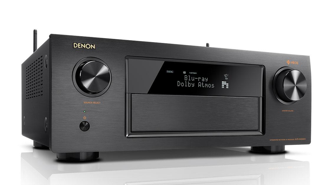 DENON AVR-X4300H-K