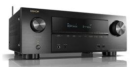 DENON AVR-X2500H 7.2ch AVサラウンドレシーバー新品在庫限り