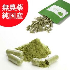 無農薬・国産モリンガパウダー 粉末カプセル (90個×268 mg)   約2ヵ月分  離島のハーブ園 しまのだいち