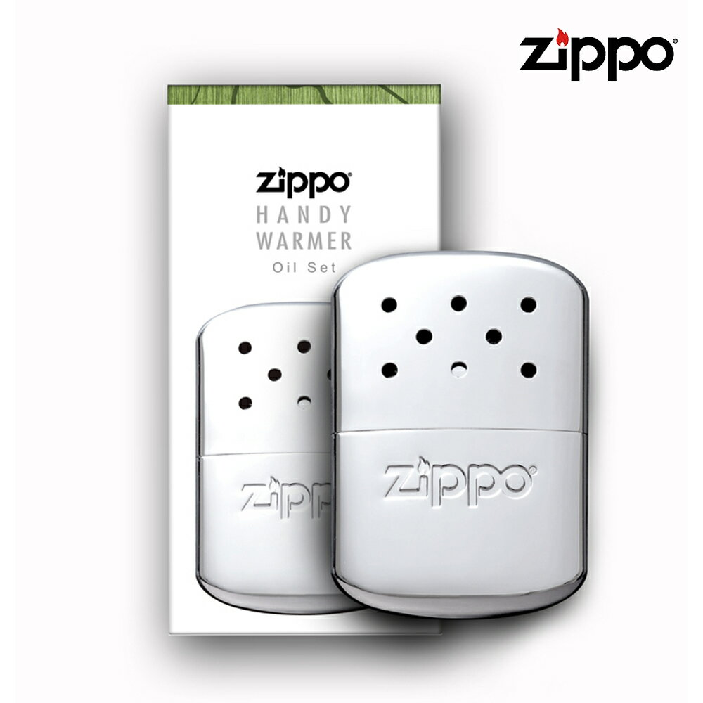 ZIPPO(ジッポー) ハンディーウォーマー&オイルセット ZHW-15【送料無料】<お誕生日 プレゼント> 入学祝い 引越し祝い