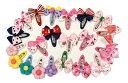 【訳あり 在庫処分品】ヘアピン リボンヘアピン デザイン 21種類セット 子供 大人 髪飾り お花 お姫様 誕生日 パーテ…