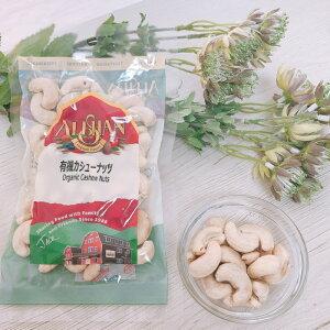 【有機栽培】 アリサン カシューナッツ 100g[3980円以上送料無料対象]