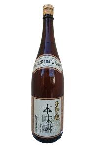 玉泉白瀧 国産米本みりん 1800ml<玉泉堂酒造(株)>