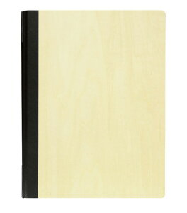 シンビ(SHIMBI) メニューブック【#1900-3(木製 ナチュラル)】a4 A4サイズ対応 白木