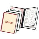 シンビ(SHIMBI) メニューブック【ABW-20】a4 A4サイズ対応