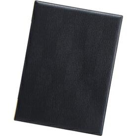 シンビ(SHIMBI) メニューブック【MS-302ブラック】(LV-302)b5 B5サイズ対応