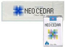 送料無料!【第(2)類医薬品】ネオシーダーキングサイズ20本入×30箱(3カートン)