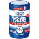 日本製紙クレシア スコッティ ウェットティシュー除菌 本体