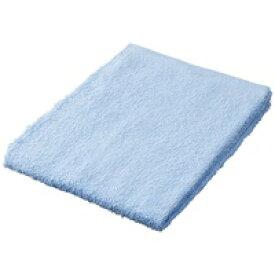 スマートバリュー カラータオル25枚 ブルー N108J-BL-5P★お得な10個パック