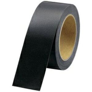 スマートバリュー カラー布テープ黒 30巻 B340J-BK-30
