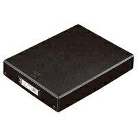 【LIHITLAB】 デスクトレー A−332K A4 黒