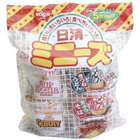 【日清食品】 日清 ミニーズ 5食×6パック MV5(E) ★お得な10個パック