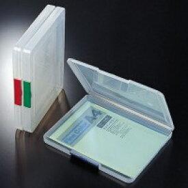 和泉化成 ファイルケース 3579 A4L クリアー★お得な10個パック