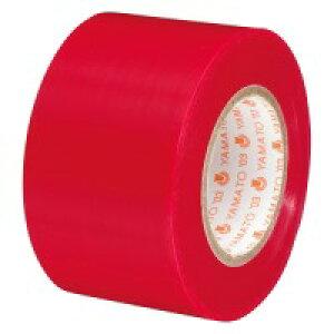 ヤマト ビニールテープ NO200-38-20 38mm×10m 赤★お得な10個パック