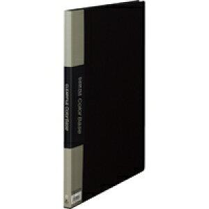 キングジム クリアーファイル 20P 142C B4S 黒★お得な10個パック