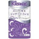 日本製紙クレシア クリネックス シャワートイレ用ダブル 12R