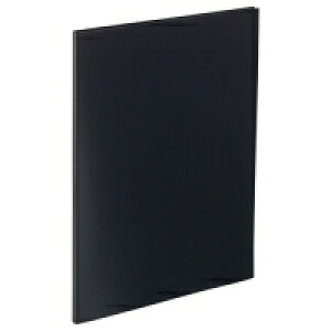 LIHITLAB クリヤーブック交換式 N5051-24 A2S 黒★お得な10個パック