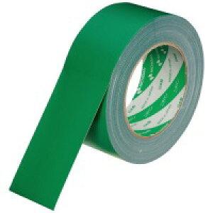 ニチバン カラー布テープ102N−5050mm×25mライト緑