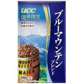 UCC ※珈琲探究ブルマンブレンドVP200g