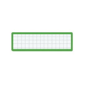 【コクヨ】 マグネット見出し カード寸法19×75mm 緑 マク-402G 入数:1 ★お得な10個パック★