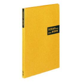 コクヨ ラ-410YスクラップブックS(スパイラルとじ) A4縦 黄入数:1