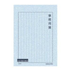 コクヨ ヒ-510事務用箋 セミB5 縦罫枠付13行 100枚入数:1