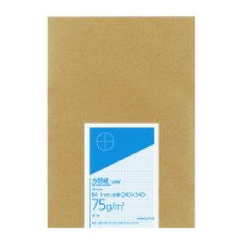 【コクヨ】 上質方眼紙 B4 ブルー刷(1mm方眼) ホ-14 入数:1