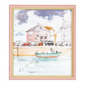 【コクヨ】 色紙額縁(ジャストタイプ) フレーム色 ピンク カ-171P 入数:1