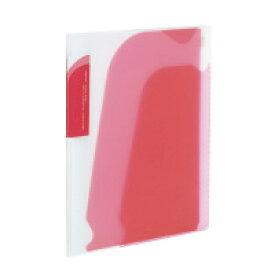 【コクヨ】 クリヤーブック<ノビータ>ポケットブック A5 ピンク ラ-N202P 入数:1 ★お得な10個パック★