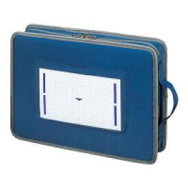コクヨ クケ-2974B事務用連絡ケース「シャトルバッグ」 ハードタイプ A4 ブルー入数:1